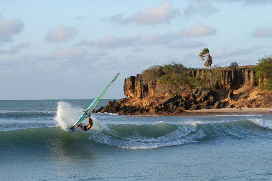 Sao Miguel do Gostoso: tasty for windsurfing | Photo: Jean Souville