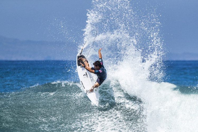 World Surf League: the live online broadcast will only be available on Facebook | Photo: Cestari