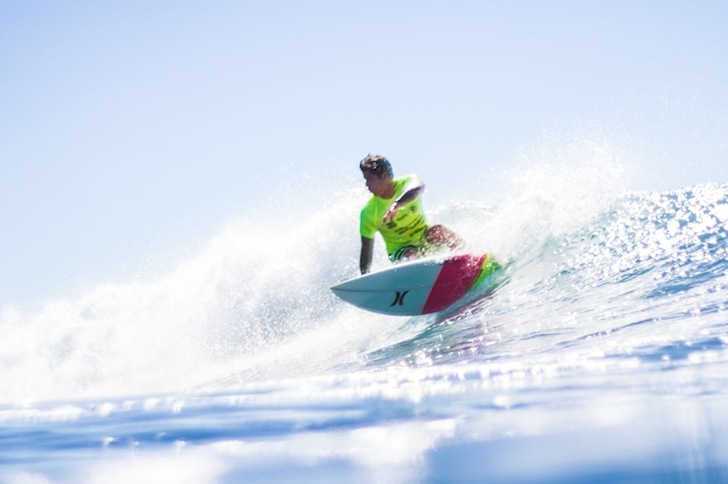 Kekoa Cazimero: Hawaiian pride | Photo: Landon Hayashi/Free Candy Productions