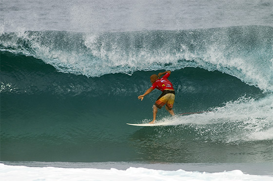 Kelly Slater: the 10th day