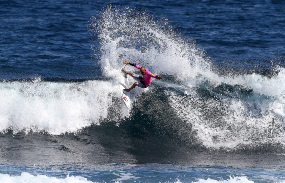 Kelly Slater: good to be back to Margaret River