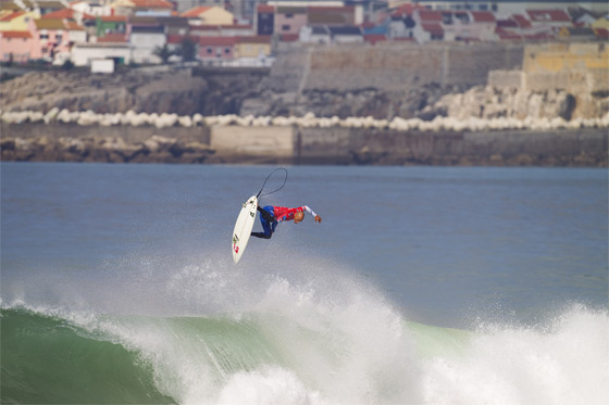 Kelly Slater: now, he might start loving Portugal