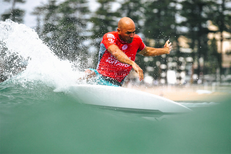 Kelly Slater: WSL Studios will produce a documentary on the 11-time world champion | Photo: Dunbar/WSL