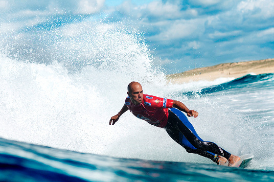 Kelly Slater: angry dude