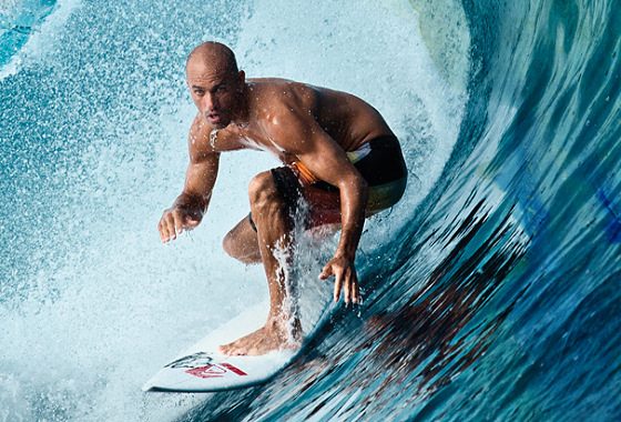 Kelly Slater: the perfect surfer?