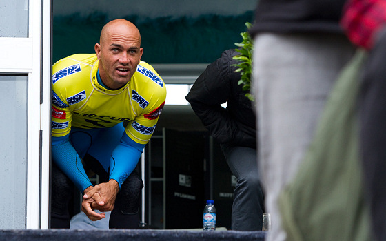 Kelly Slater: title number 12 is in the horizon