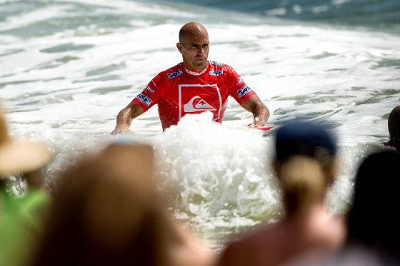 Kelly Slater: now drugs, he is a surfer