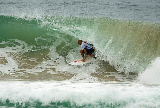 Kelly Slater: revenge at Kirra