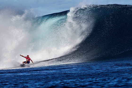 Kelly Slater: perfect 10s don't come easy