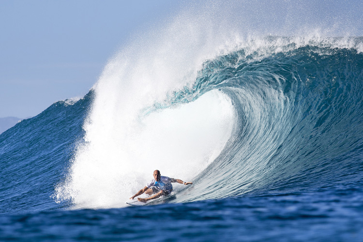 Kelly Slater: the greatest pro surfer of all time | Photo: Quiksilver