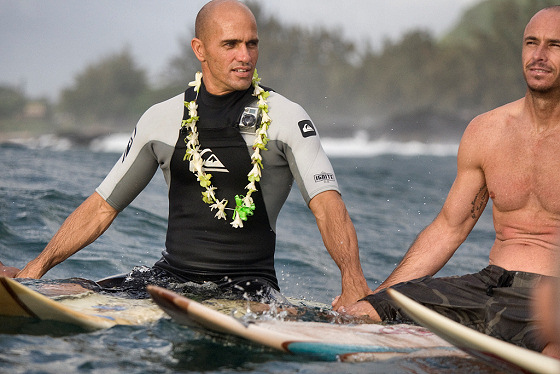Kelly Slater: he loves Shane Dorian