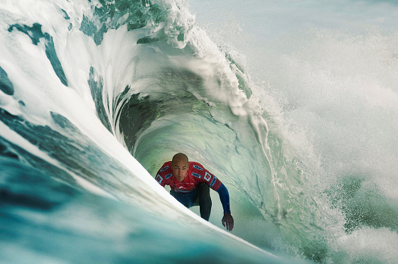 Kelly Slater: he's been hidden in France with no Visa
