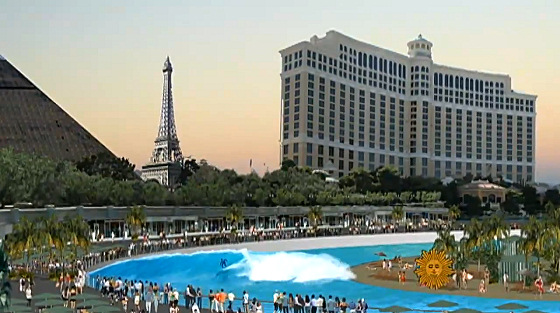 Kelly Slater Wave Company: a Paris surf park would be great