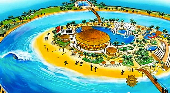 Kelly Slater Wave Company: the endless surfing wave