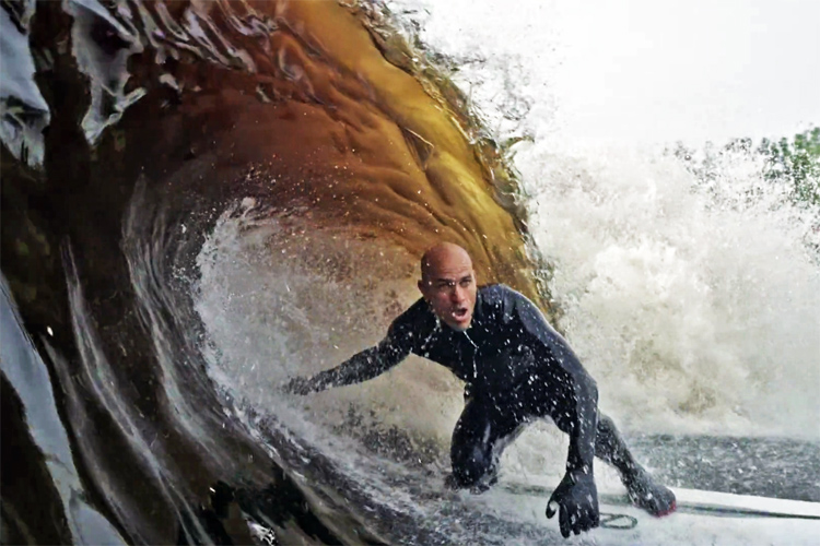 Kelly Slater Wave Company: 100 percent powered by solar energy