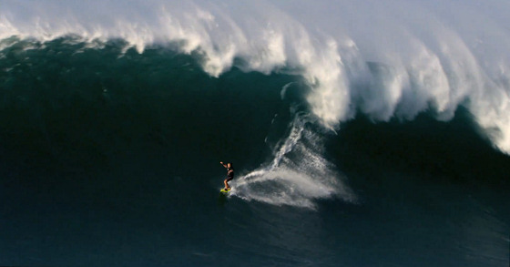 Ken Bradshaw: the man who surfed 85 feet