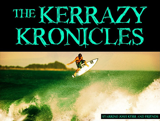 The Kerrazy Kronicles: krazy boy