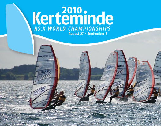 Kerteminde: the RS:X windsurfers should arrive in August
