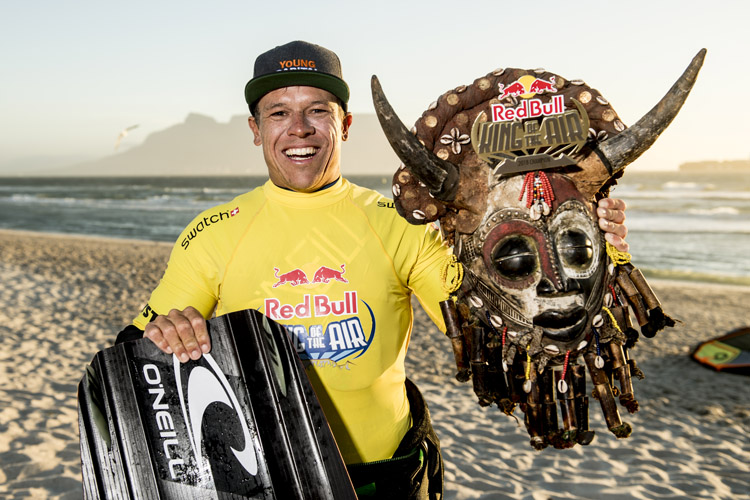 Kevin Langeree: he won the Red Bull King of the Air for the second time | Photo: Red Bull