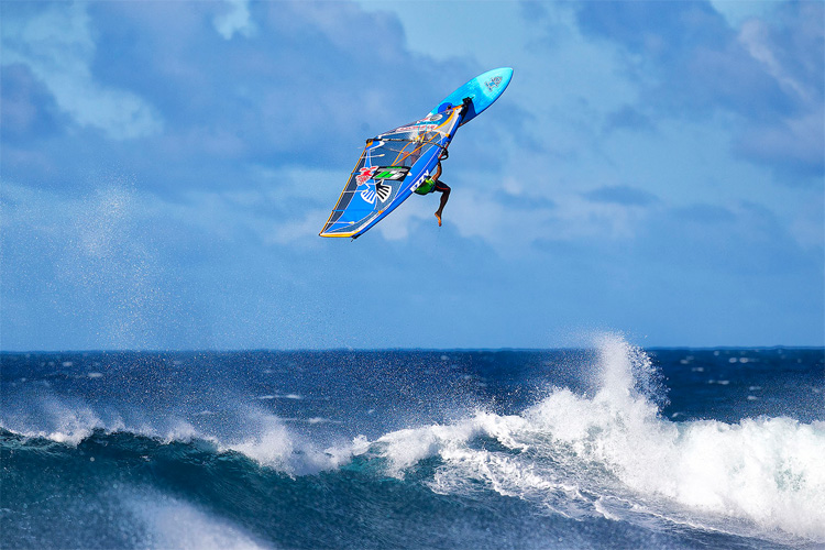 Kevin Pritchard: winner of the 2016 NoveNove Maui Aloha Classic