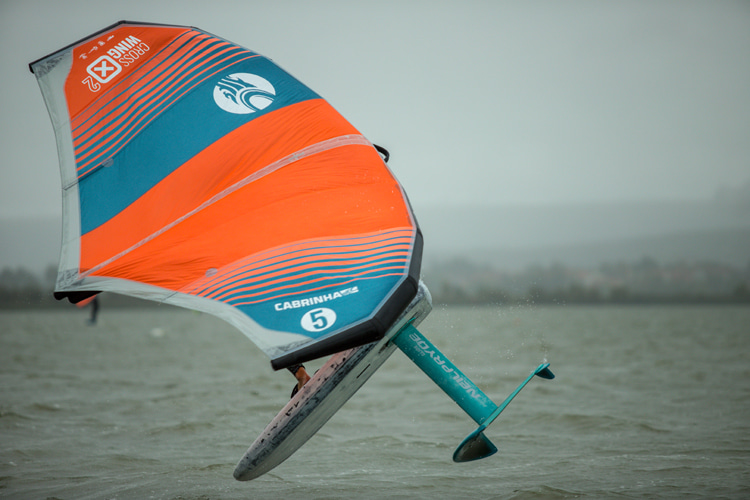 King of the Wing 2020: wing foiling is the next big thing in water sports | Photo: Felix Rathsmann