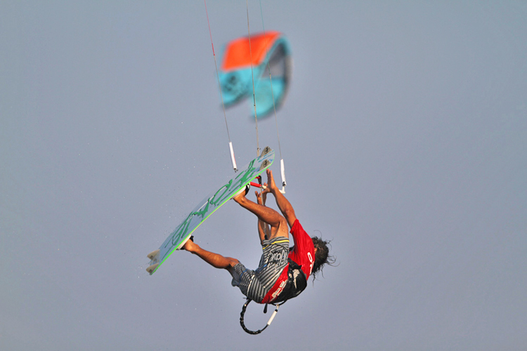 King of Kite: getting high in Cyprus | Photo: King of Kite