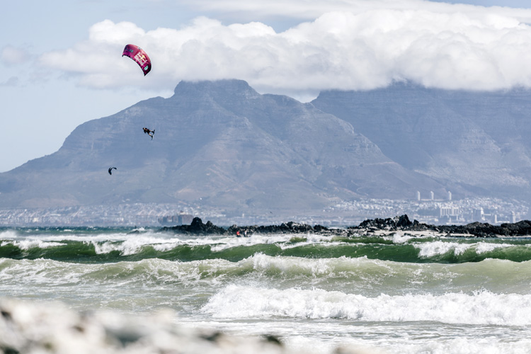 Red Bull King of the Air: the world's best kiteboarders hit the skies of Cape Town | Photo: Red Bull