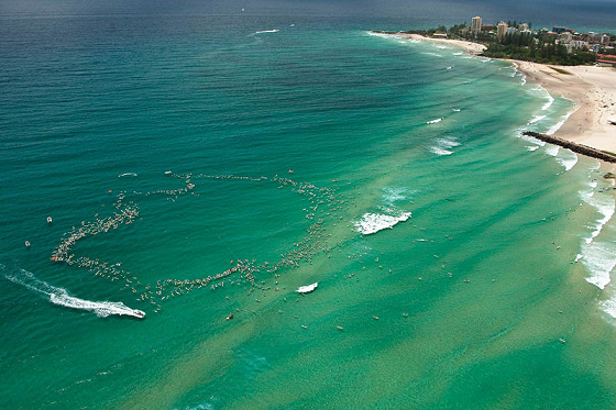 Kirra: a world surfing treasure threaten by a cruise ship terminal