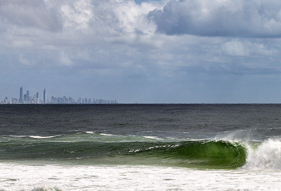 Snapper to Kirra: surfers rule