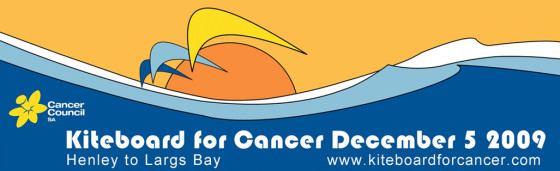 Kiteboard For Cancer in Australia