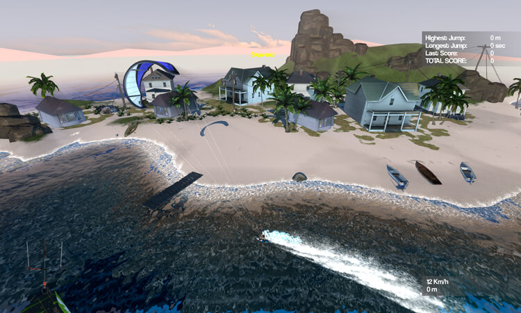Kiteboarding Pro: Kitesurfing Game Will Be Available For PC Players On Steam