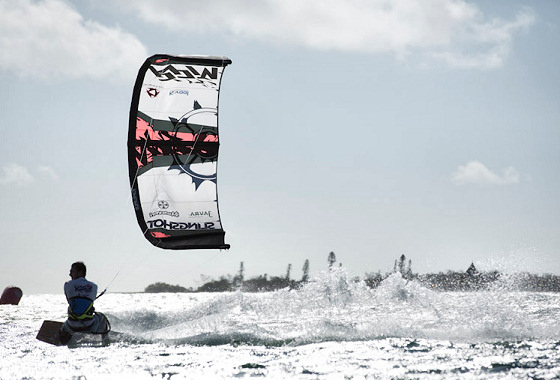 Kiteboarding: keep fit and follow the right diet