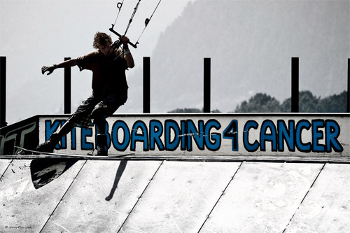 Kiteboarding 4 Cancer