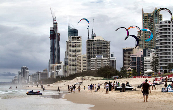 Australia: kiteboarders get new insurance plans