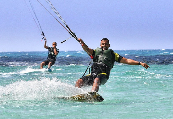 Libya: new kiteboarding heaven