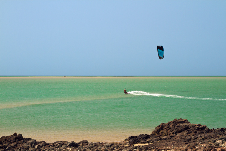 Masirah Island: a kiteboarding secret in the Middle East