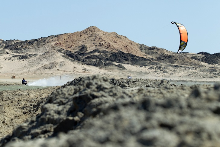 2014 Luderitz Speed Challenge: kiteboarders have prevailed | Photo: Luderitz Speed Challenge