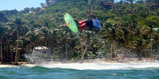 Kiteboard Tour Asia: nice competition in very nice windy venues