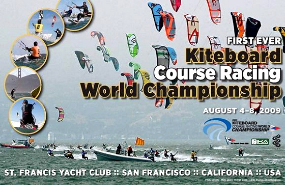 Kiteboard Course Racing World Championship