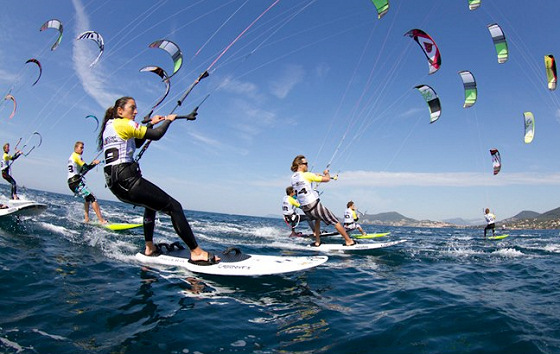 Kiteboarding: recovering from the Olympic disillusion