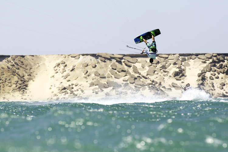 Kiteboarding: IKA will crown world champions | Photo: Bromwich/PKRA