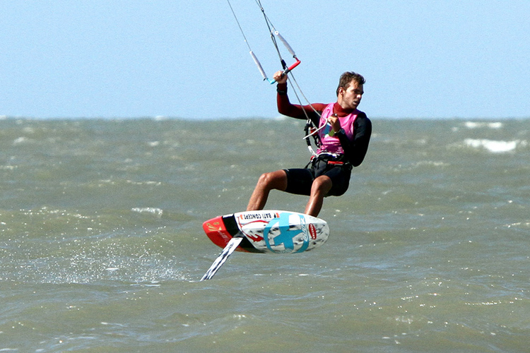 Kiteboarding: World Sailing warns IFKO | Photo: IKA