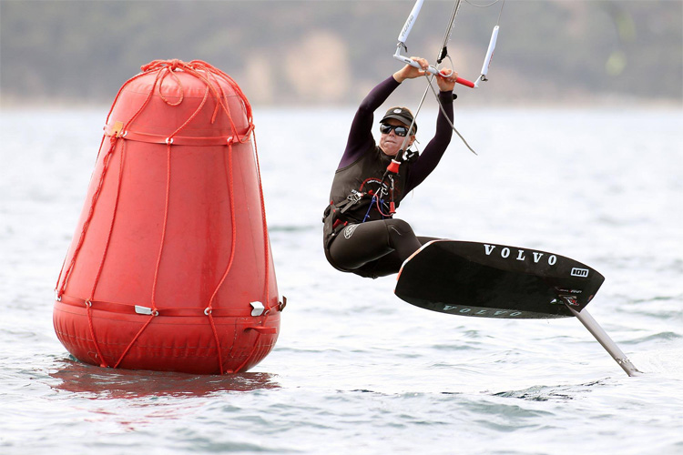 Kiteboarding: IKA's kitefoil is recognized by World Sailing | Photo: IKA