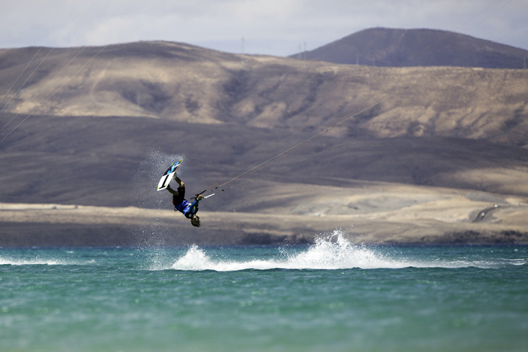 Fuerteventura: kiteboarding is under pressure | Photo: VKWC