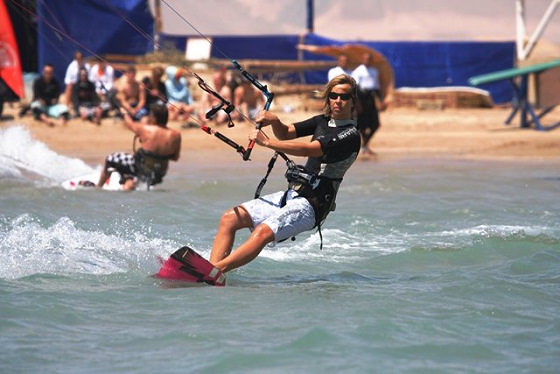 KiteJamboree: smile, you're in the Venice of Africa
