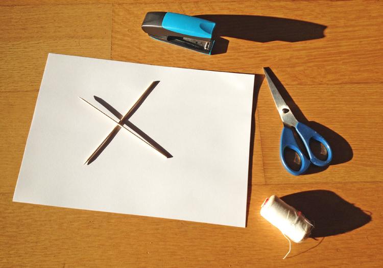 How to make a kite
