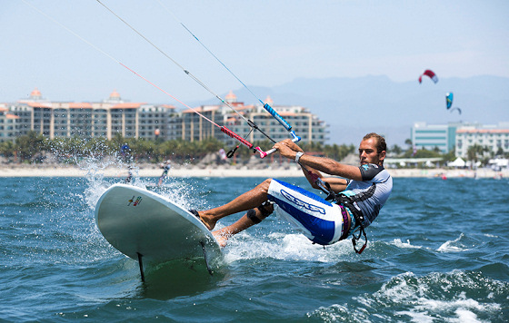 Kiteboarding: new racing rules ahead