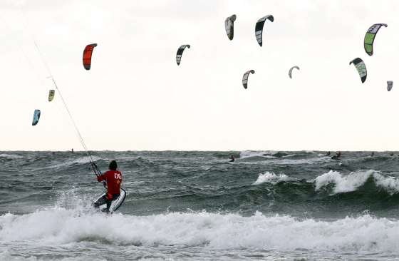IKA Kite Racing World Championships: summer in Germany