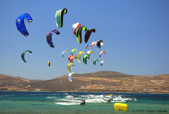 ISAF releases the Experimental Kiteboarding Competition Rules