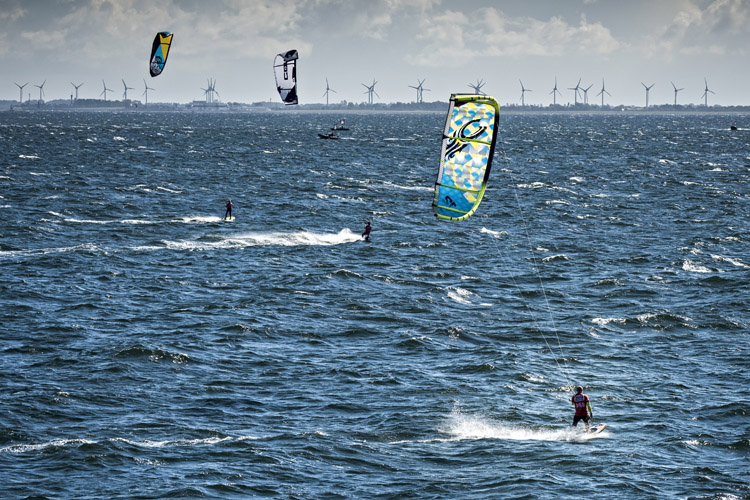 Kiteboarding: IKA and IFKO are sailing in rough waters | Photo: Red Bull